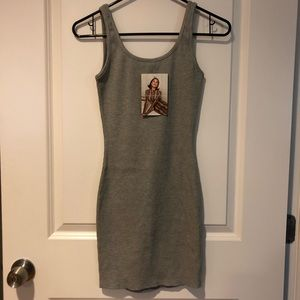 NWT Naked Wardrobe Knit Mini Dress